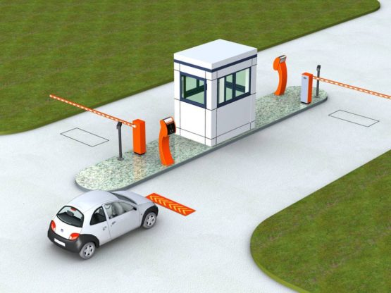 AUTOMATIC PARKING BARRIER WORKS IN DUBAI | 0506774412